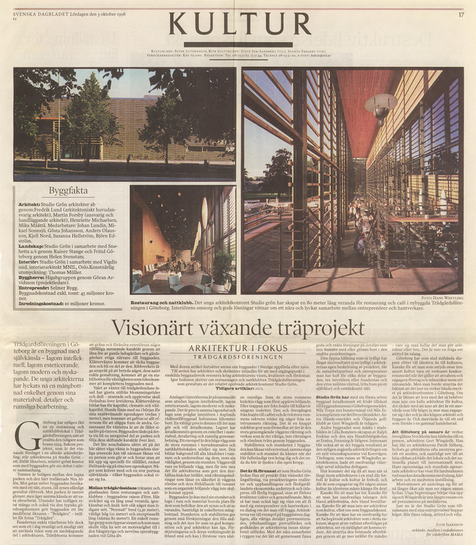 Page from SvD