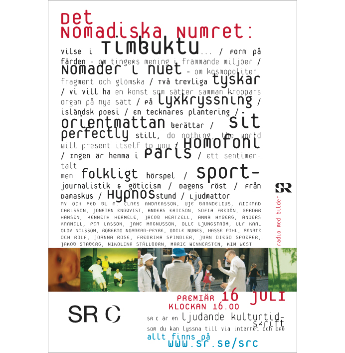 Flyer for SR c.