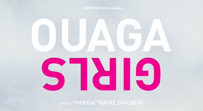 Graphic Design - Film Poster Ouaga Girls