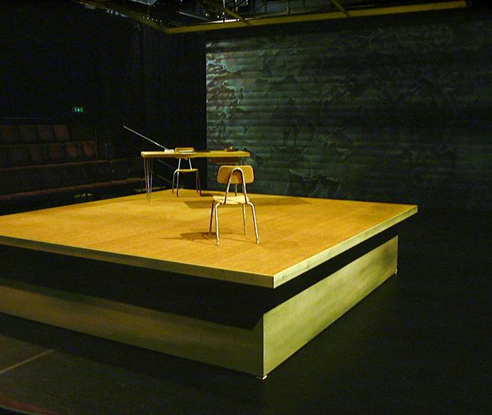 Set Design - Oleanna