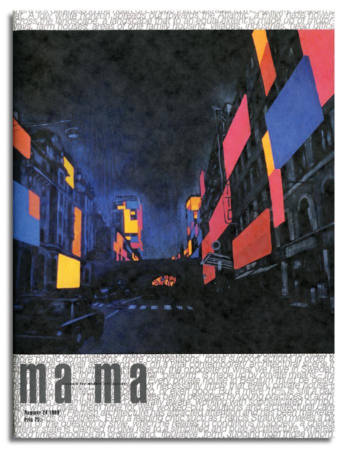 MAMA - Magazine for Modern Architecture